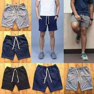 sweat short for men and women