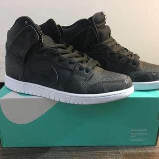Nike Sb DUNK HIGH 虎斑🐯