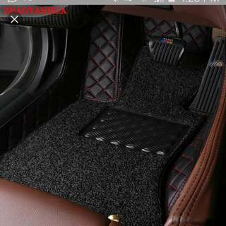 Nissan Qashqai Floor Mat From Tan Chong