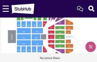 Ed Sheeran Tickets 11th or 12th of November 2017