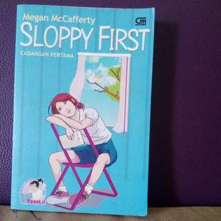 Novel Teenlit Sloopy First