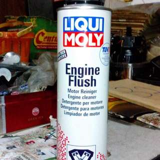 Engine Flush Liqui Moly