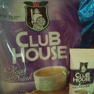 Coklat Panas Club House (Impor Malaysia)