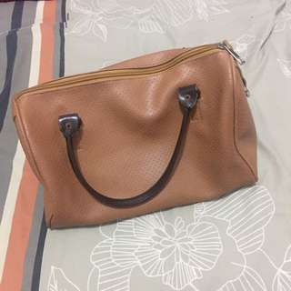 Candy bag brown