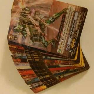 Cardfight Vanguard Nova Grappler Starter Deck