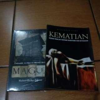 Buku MAGUS & KEMATIAN TAKE ALL
