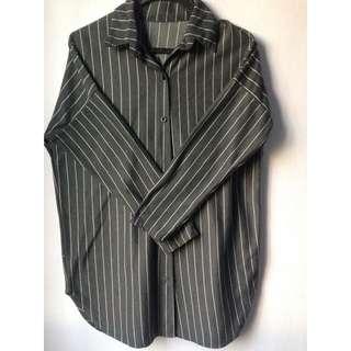 Long Stripes Shirt