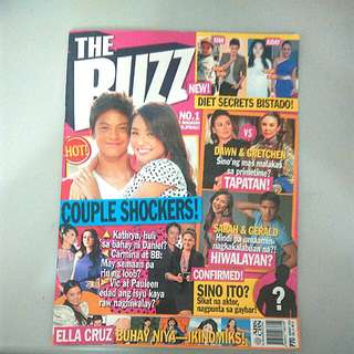 The Buzz Magazine (August 2012 Edition)