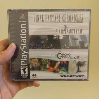 PS1: Final Fantasy Chronicles