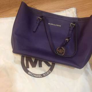 Michael Kors Jet Set Small Saffiano Leather