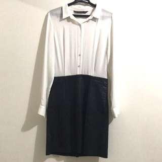 Zara Dress With Freebie