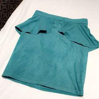 Ladakh, Peplum Skirt