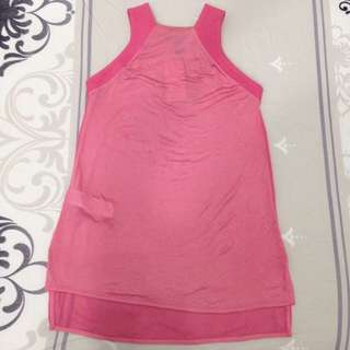 MNG Sleeveless top