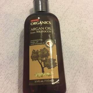 Bench Organics Argan Oil