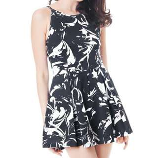 TCL After Party Abstract Romper