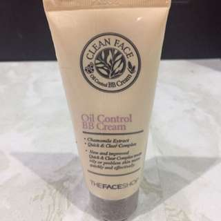 The Face Shop Oil Control BB Cream