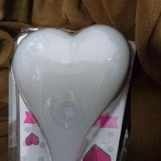 Heart Shaped ♥ 💡 Light