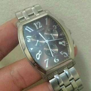 Guess Steel Watch