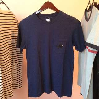 Uniqlo Limited Edition Printed Top