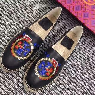 Tory Burch 漁夫鞋