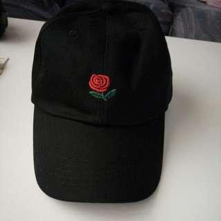 Black Rose Cap