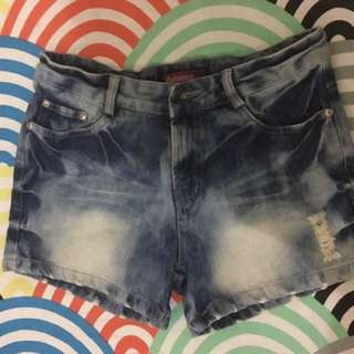 Hotpants Jeans/Short Pants/Ripped Jeans