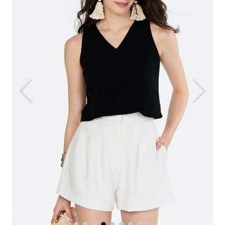 Bnib TCL Marlyn Shorts In White