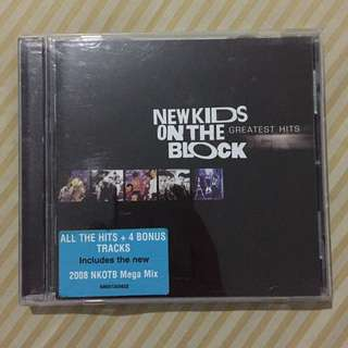 Greatest Hits By New Kids On The Block (Import)