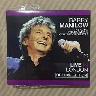 Barry Manilow Live In London