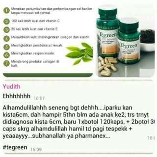Tegreen Suplemen Antioksidan