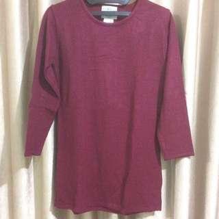 Marron Sweater
