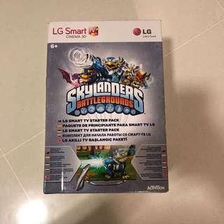 Skylanders battleground Pack