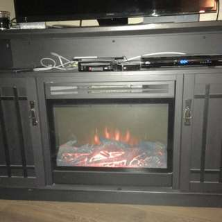 Electric Fireplace - 23 ""