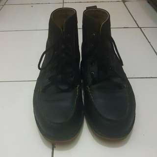 WTS Boots Brodo Beta Black Gs  Size 44
