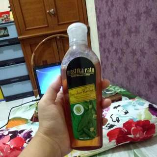 Mustika Ratu Hair Tonic