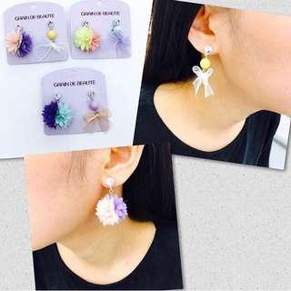 防敏感 耳環 飾物 韓國直送