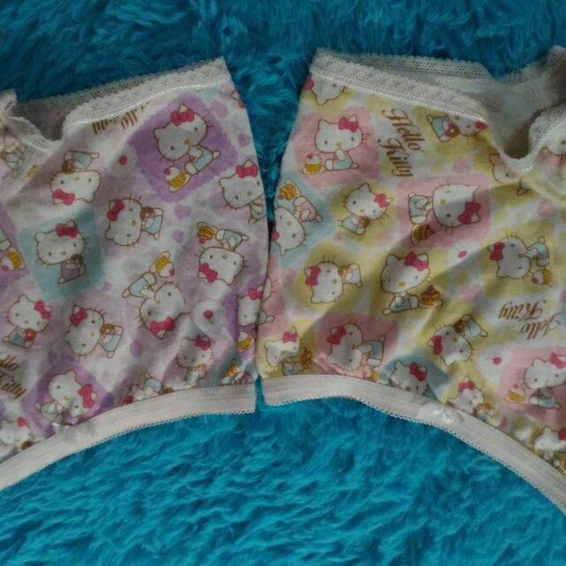 女童內褲(2件)