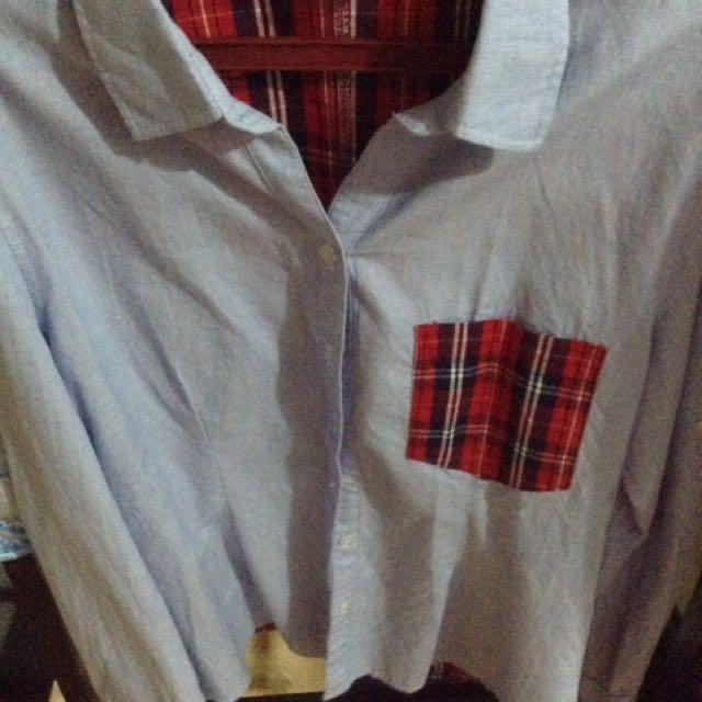 Sale!! 2-tone Long Sleeves