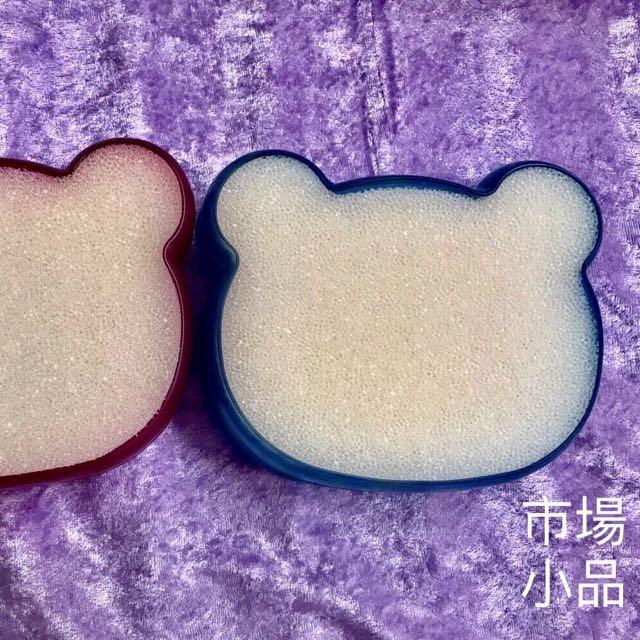 ❤️可愛小熊🐻造型肥皂盒