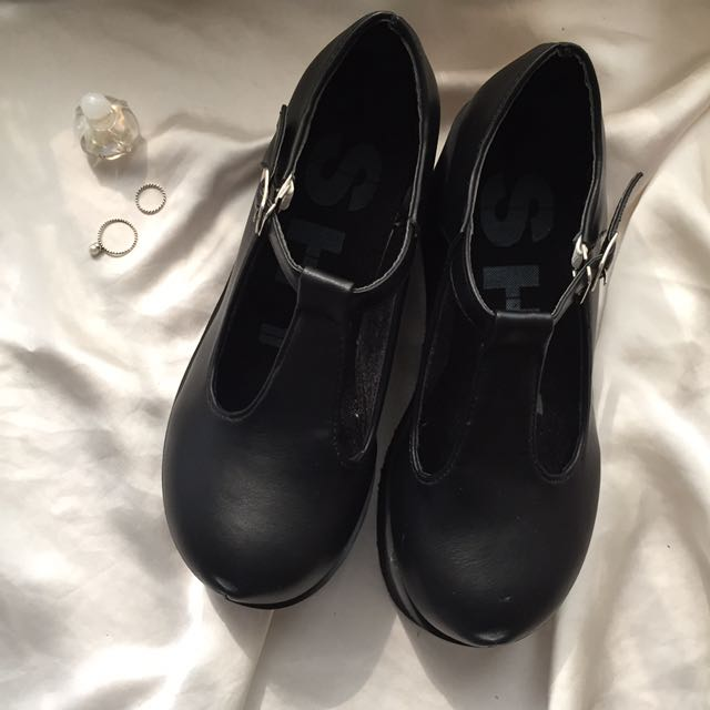 (免運)厚底瑪莉珍鞋