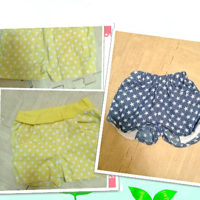 男女童短褲,女童秋冬洋裝,男女童刷毛長褲,女童二手衣,女童毛料背心