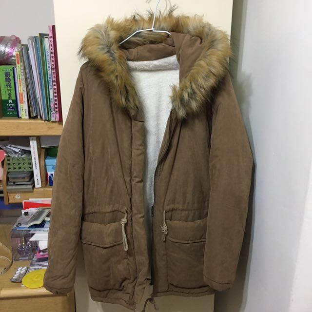 冬季出清🉐️ 超厚鋪毛外套