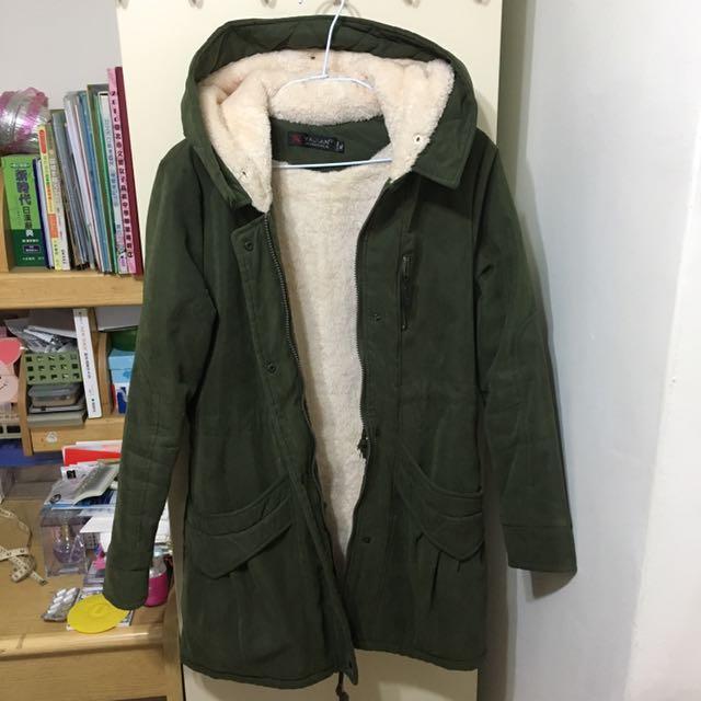 冬季出清🉐️質感超好 鋪毛外套