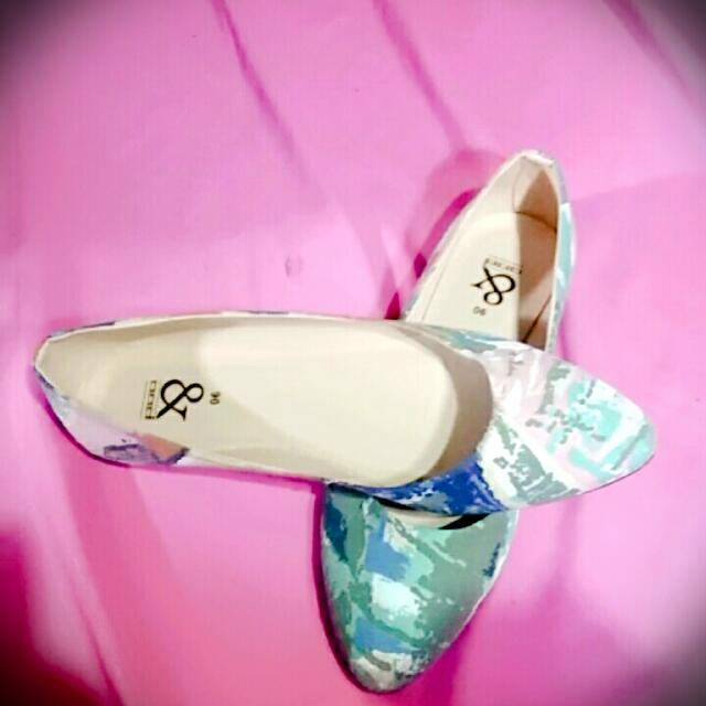 & AND Doll Shoes
