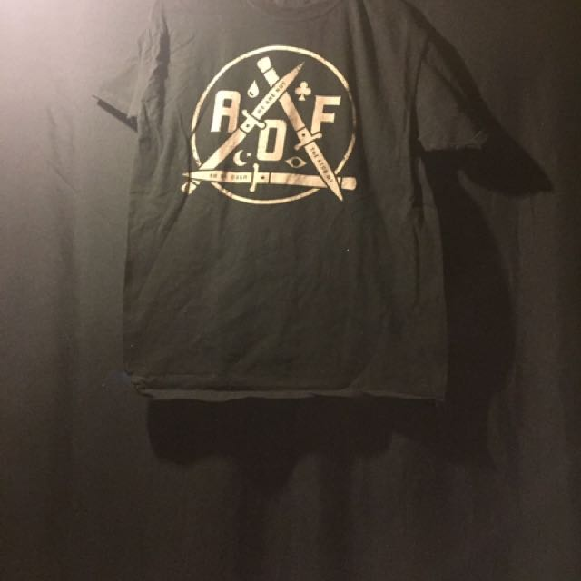 Alexis on Fire Farewell Tour Shirt