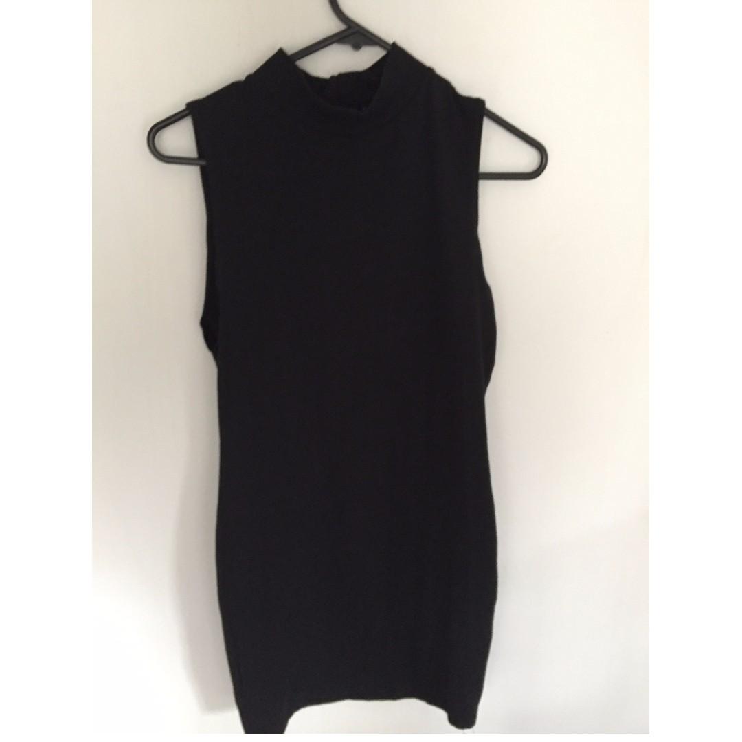 american apparel dress (sz m)
