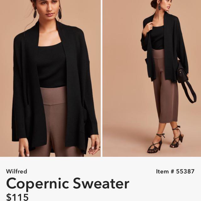❗️PRICE DROP❗️Aritzia Wilfred Copernic Sweater