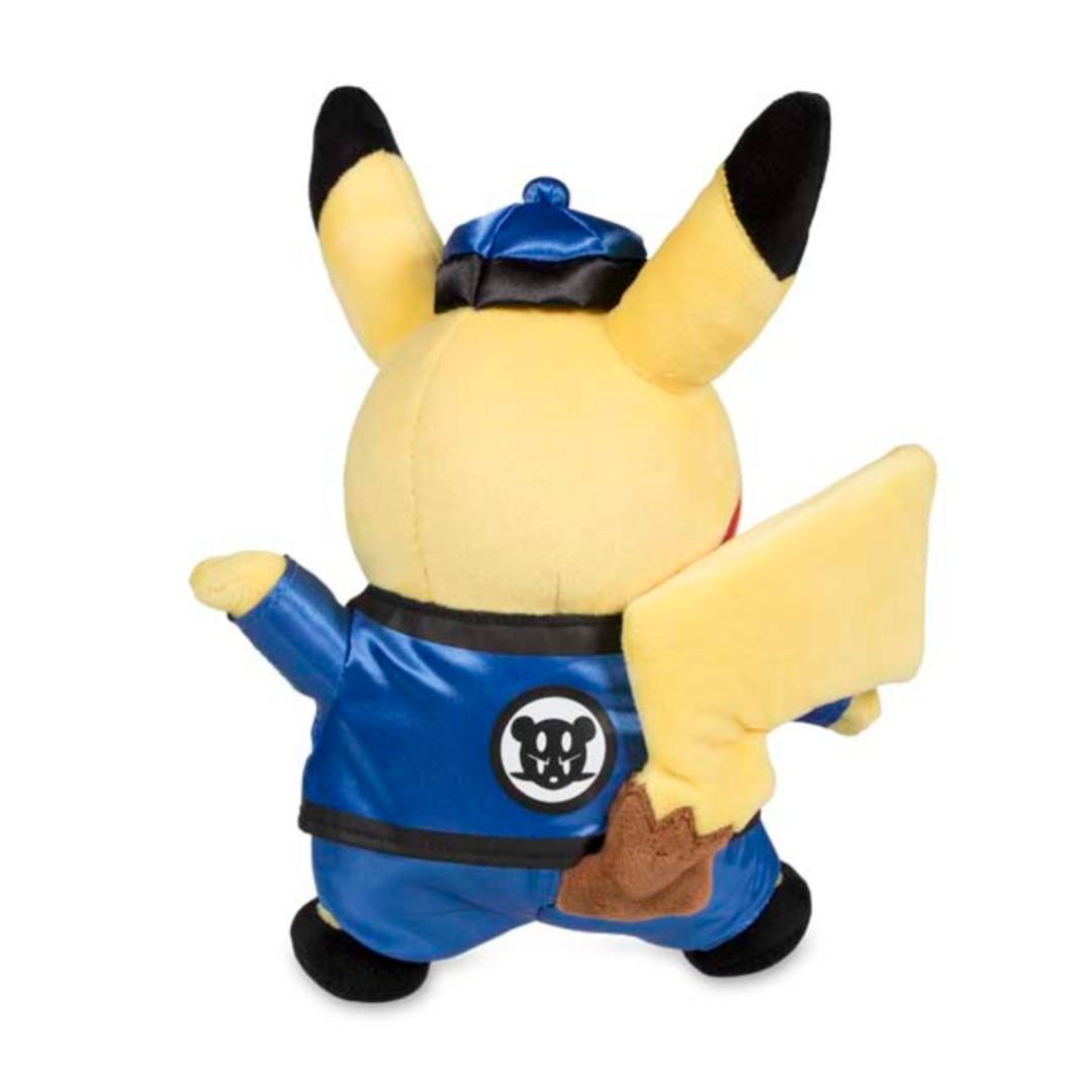 Around the World Kung Fu Pikachu Poké Plush