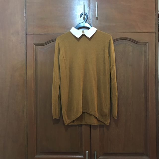 ATMOSPHERE (British Brand) Knitted Blouse