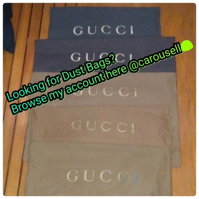 Authentic Branded Dust Bags 💕